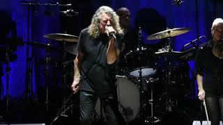 """""""Turn It Up & Black Dog"""" Robert Plant@Mann Center Philadelphia 9/17/19"""
