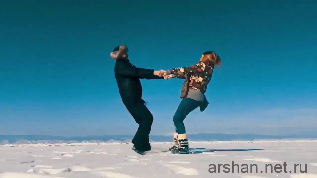 Курорт Аршан зимой отдых arshan.net.ru байкал