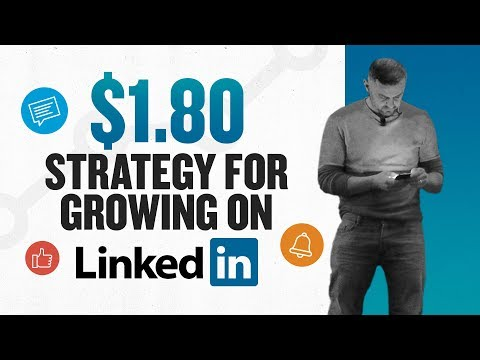 The Number One LinkedIn Strategy For 2019