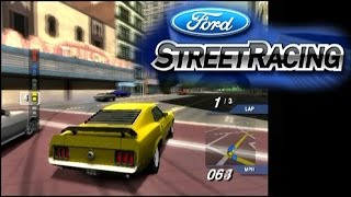 Ford Street Racing ... (PS2)