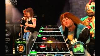 Guitar Hero 3 - Through the Fire and Flames (Medium) [On Controller]