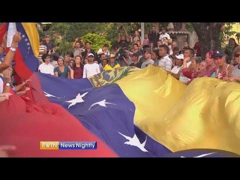 White House to address crisis in Venezuela - ENN 2019-02-14