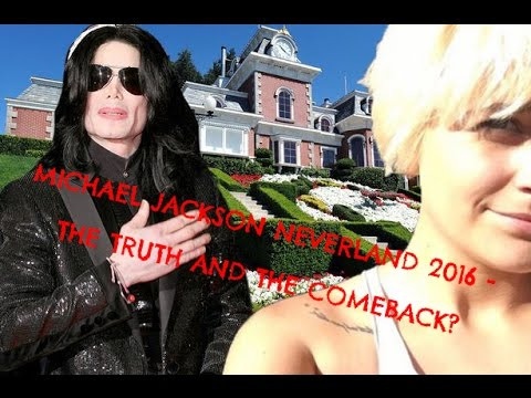 SHOCK NEWS! MICHAEL JACKSON is still ALIVE - his plane to COMEBACK? NEVERLAND 2016 THE TRUTH