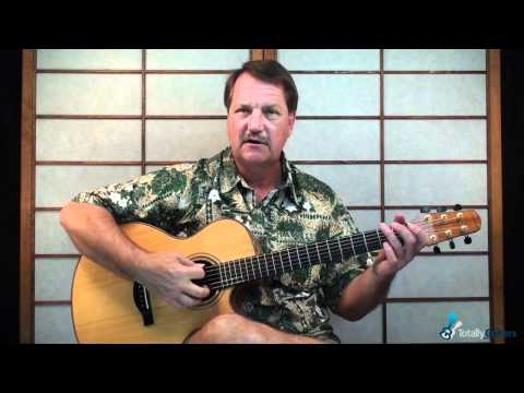 Sugar Mountain - Guitar Lesson Preview