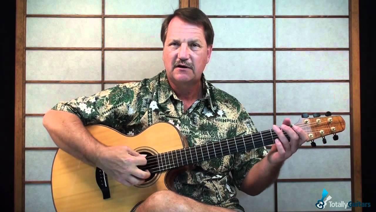 Sugar Mountain Guitar Lesson Preview Youtube