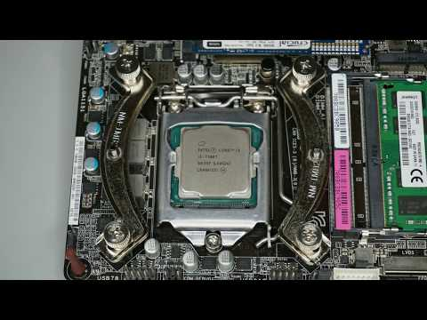 What's the best thermal paste application method?
