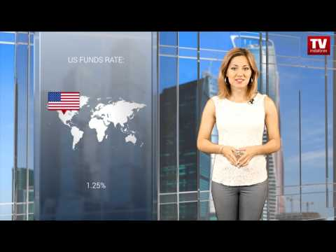 USD pares losses amid Fed rate hike  (15.06.2017)