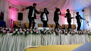 Tamil serial mixing dance performance in our college CSI institute of technology