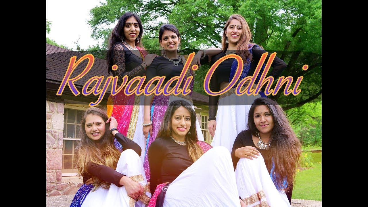 Rajvaadi Odhni || Kalank || Saaya Dance Company || Jonita Gandhi