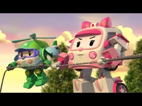 Робокар Поли - мультики про машинки - Новые серии - Добро пожаловать, Лифти! (12 Серия)