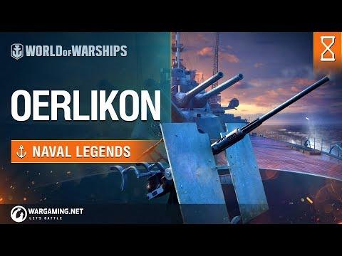 Naval Legends - Oerlikon