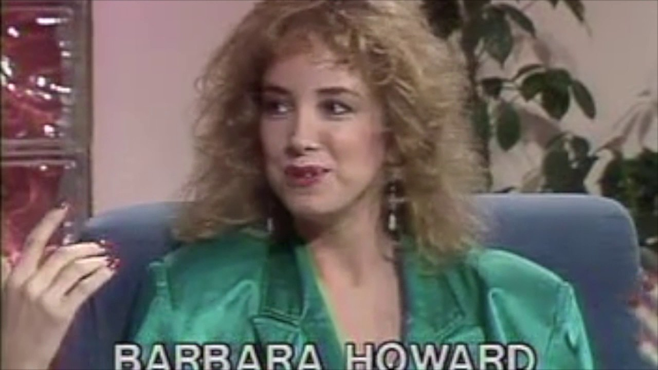 Barbara Howard (actress)