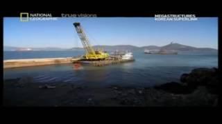 สารคดี การสร้างอุโมงค์ใต้ทะเล เกาหลี