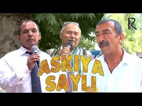 Askiya sayli | Аския сайли