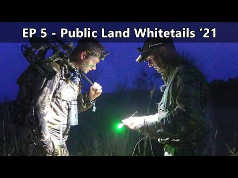 The End Of My Nebraska Hunt – Public Land Whitetails