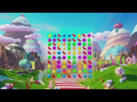 Candy Crush Saga - Free Gene!