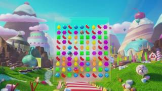 Candy Crush Saga - Free Gene!