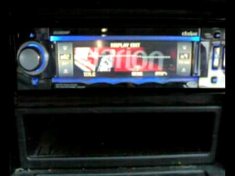 The best cd - Clarion DXZ 865