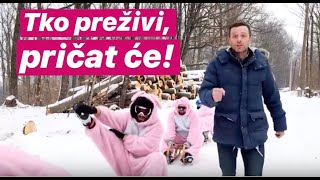 🚗🛷🐰 Nissan Navara by Juraj Šebalj