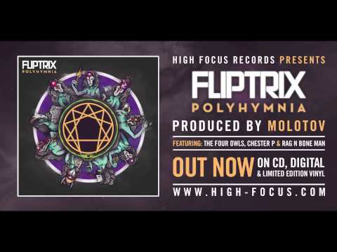 Fliptrix - Exclusive Interview With Conspiracy Worldwide Rad