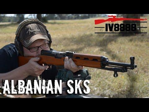 Albanian SKS