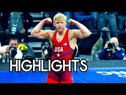 Kyle Dake Highlights Wrestling