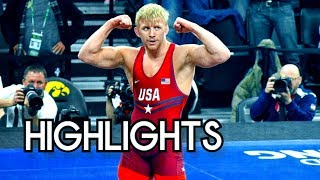 Kyle Dake Highlights Wrestling