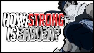 Download lagu How Strong is Zabuza MP3
