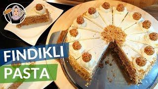 Fındıklı Pasta Tarifi (Giotto Torte Rezepte) | Hatice Mazı ile Yemek Tarifleri