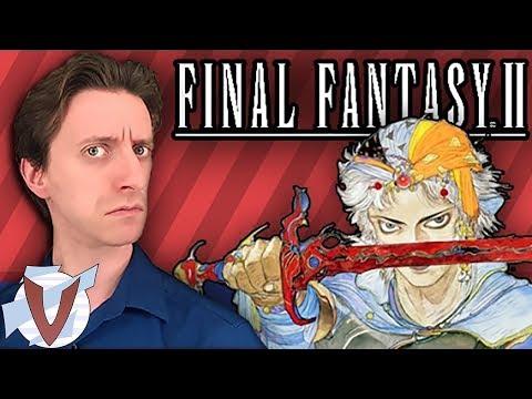 Final Fantasy II [ProJared - RUS RVV]