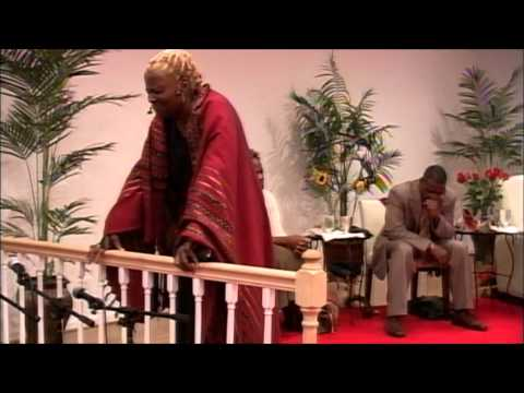"Apostle Rosa York: ""At The Foot Of The Cross (Power to God!)"""