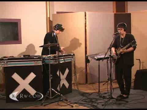 "The xx performing ""Crystalize"" - KCRW at SXSW"