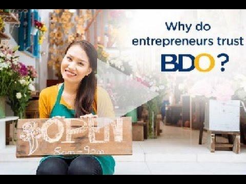 BDO Overview & SME Loan