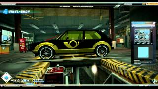Deutsche Post Horn VW Golf Venyl Trailer [Full][1080pᴴᴰ]