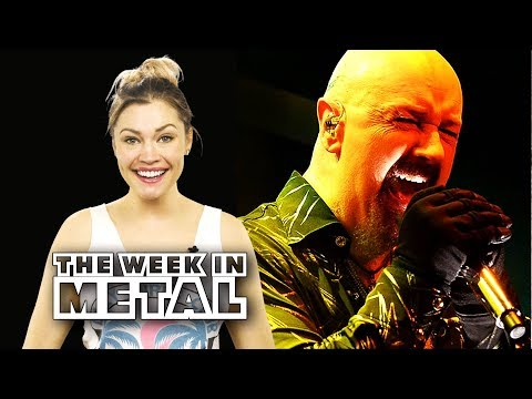 ROB HALFORDNERGAL want to make BLACK METAL!  The Week in Metal  March 19, 2018