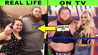 5 Real Life WWE Couples Revealed 2020 - Otis Real Girlfriend