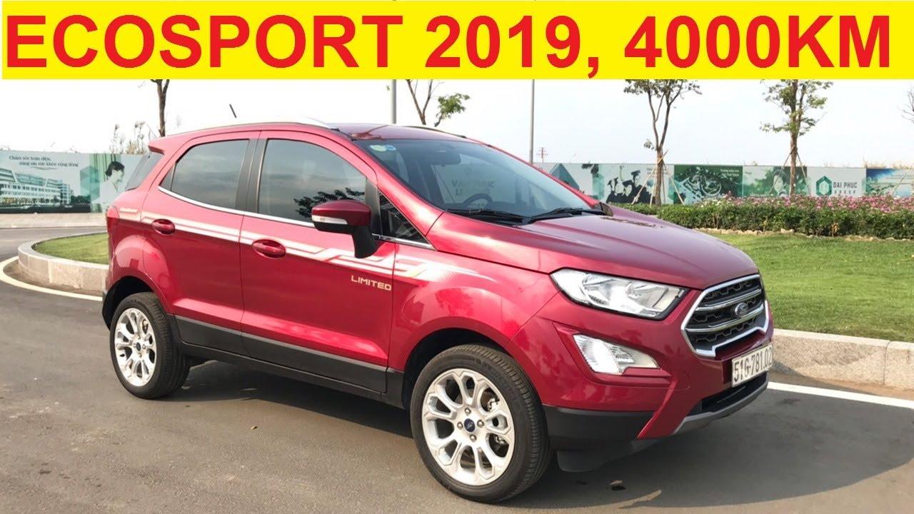 [Đã Bán] Ford ecosport 2019, Xe 5 Chỗ Cũ Giá Rẻ Tp.HCM