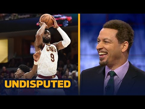 Chris Broussard reacts to Dwyane Wade coming off the bench for the Cavaliers | UNDISPUTED