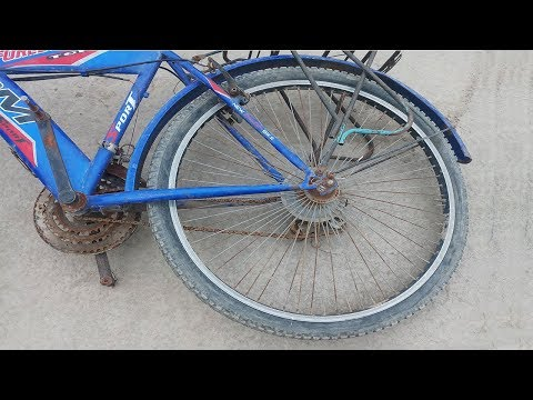 Old and Rusted Bicycle Restoration and Assembling | Real Life Restoration thumbnail