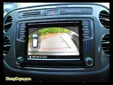 tiguan discovery media reverse camera youtube. Black Bedroom Furniture Sets. Home Design Ideas