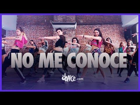 No Me Conoce – Jhay Cortez, J. Balvin, Bad Bunny | FitDance Life (Coreografía Oficial)