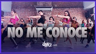No Me Conoce - Jhay Cortez, J. Balvin, Bad Bunny | FitDance Life (Coreografía Oficial)