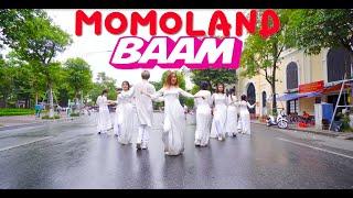 [KPOP PUBLIC CHALLENGE] BAAM - MOMOLAND(모모랜드) DANCE COVER @ FGDance from Vietnam