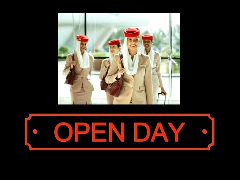 Open & Assessment Day - Emirates Cabin Crew/Flight Attendant Interview Day Review