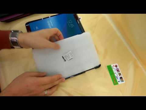 Чехол для Samsung Galaxy Tab A6 10.1 SM-T585 и SM-T580 Обзор модели Lux