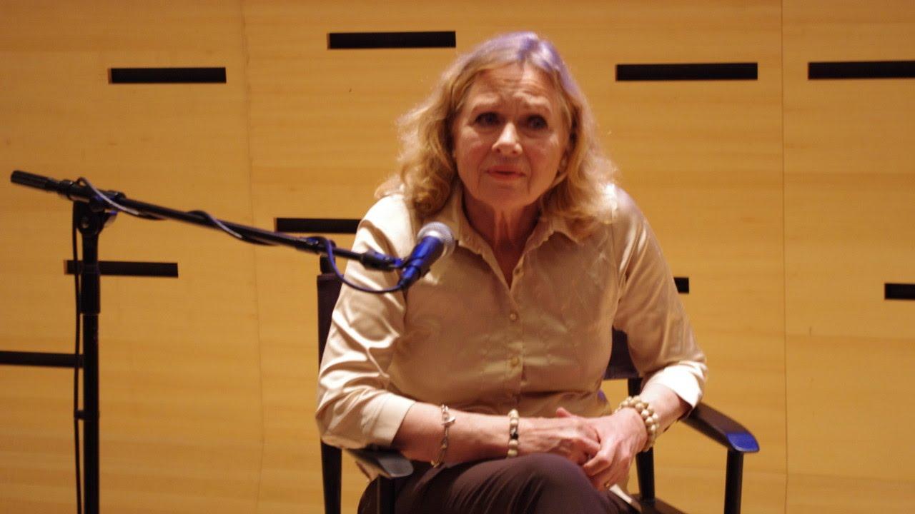 Liv Ullmann | Film Society Talks | Miss Julie, the Bergmans, and More