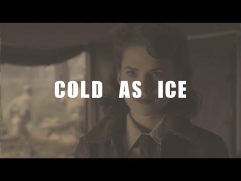 CAPTAIN AMERICA (Steve Rogers) & AGENT CARTER ✪ Blacklite District - Cold as Ice Lyrics ✪ Marvel ✪