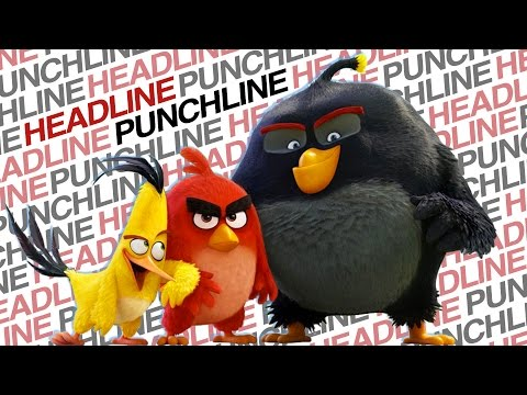"""Download Youtube: """"Angry Birds"""" Movie Cast Announced 