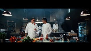 Barilla | Masters of Pasta with Roger Federer & Davide Oldani (Extended Version)