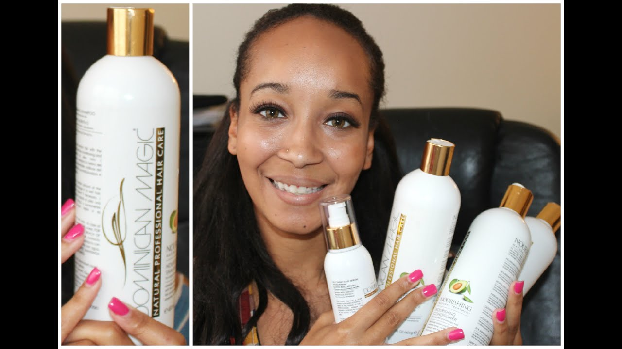 Dominican Magic Products Review Youtube